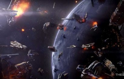 Mass Effect 3 Nailed The Scale Of The Reapers