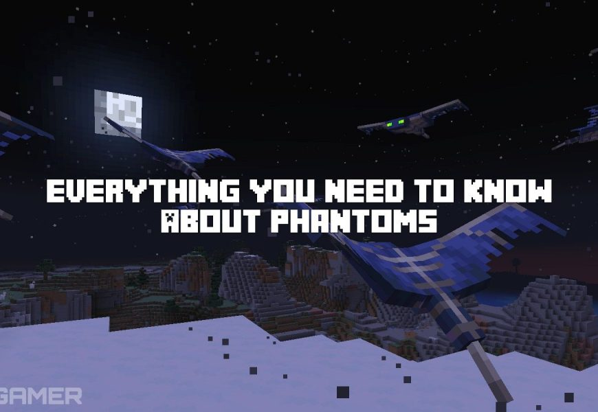 Minecraft: Everything You Need To Know About Phantoms