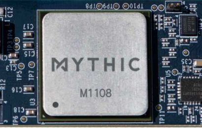Mythic launches analog AI processor that consumes 10 times less power
