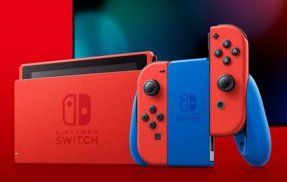 Nintendo Suspends Distribution Of Switch Update 12.0.3