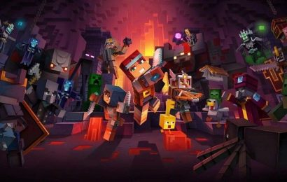Over 11 Million People Have Played Minecraft Dungeons