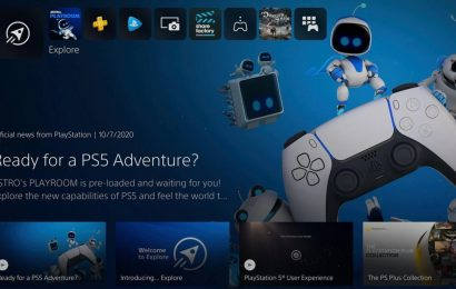 PlayStation Is Looking For PS5 System Software Beta Testers