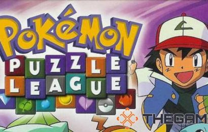 Pokemon Puzzle League Might Be The Best Game In The Pokemon Franchise