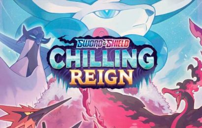 Pokemon TCG Expansion Chilling Reign Is The Perfect Set For Sword & Shield Fans