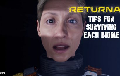 Returnal: Tips For Surviving Each Biome