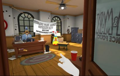 Sam & Max: This Time It's Virtual Releases July 8