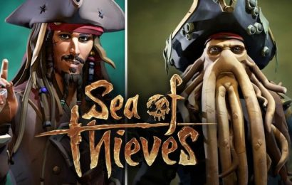 Sea of Thieves Pirates of the Caribbean update release time, patch notes, server downtime