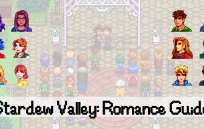 Stardew Valley: A Guide to Every Possible Romance