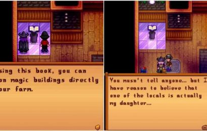 Stardew Valley Expanded: How To Marry The Wizard Rasmodius