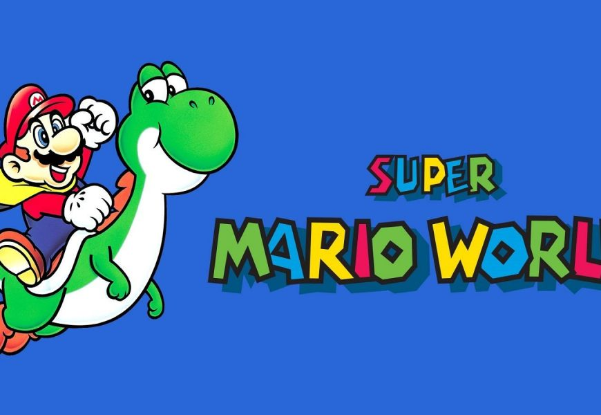 Super Mario World Wide Screen Now Available For Download