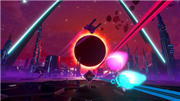 Synth Riders' Rhythm Action Gameplay Heads to PlayStation VR in July