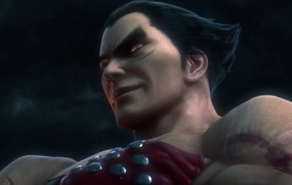 Tekken's Kazuya Mishima is coming to Super Smash Bros. Ultimate