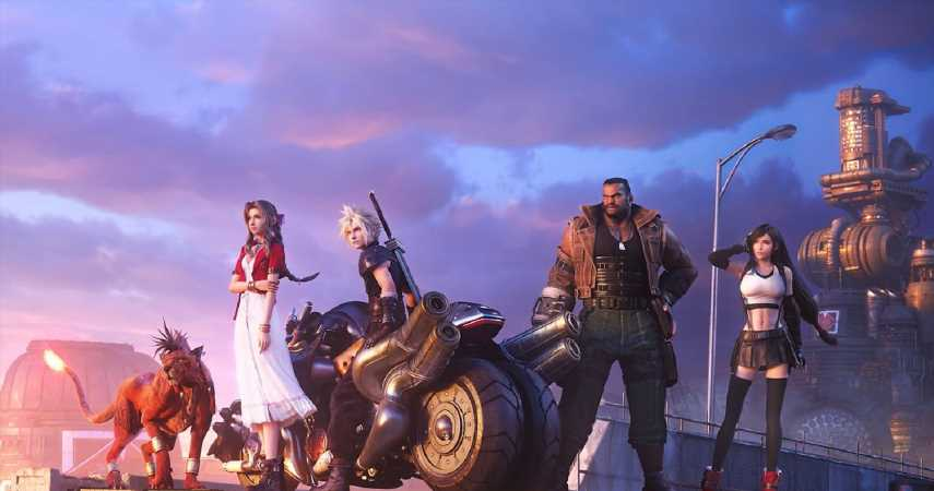 The Best Part About Being A Final Fantasy 7 Remake Fan Is Not Being A Final Fantasy 7 Fan
