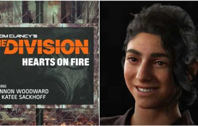 The Division Is Coming To Audible With The Last Of Us Part 2 Actor In Leading Role