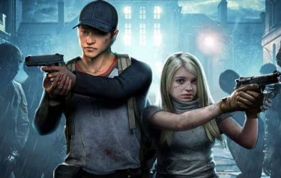 The Walking Dead Survivors Ad Blatantly Copies Resident Evil Artwork, And It's Hilarious