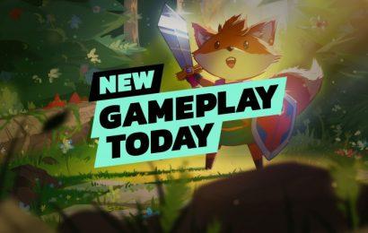 Tunic – New Gameplay Today