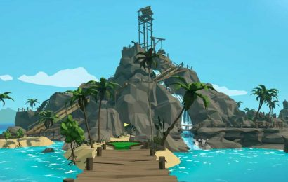 VR Walkabout Mini Golf Gets Steam Release Date with Cross-play