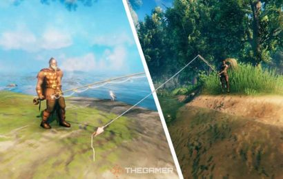 Valheim: Everything You Need To Know About Fishing