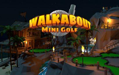 Walkabout Mini Golf Swings Onto SteamVR in July