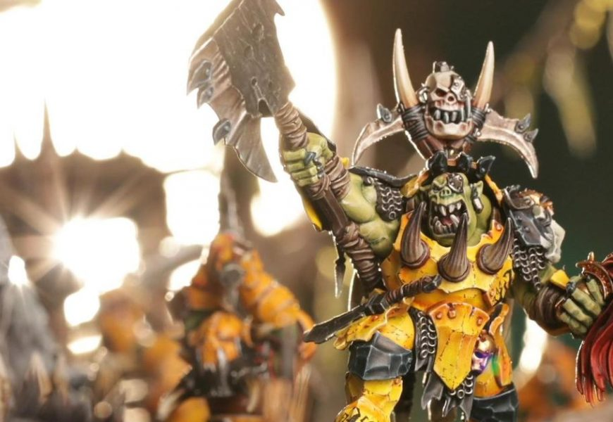 Warhammer Plus streaming sub will include animation, free minis, and White Dwarf