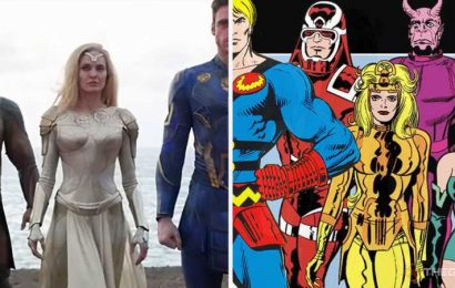 Who Exactly Are Marvel's Eternals?