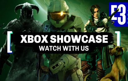 Xbox And Bethesda Games Showcase E3 2021 Watch Along With Game Informer