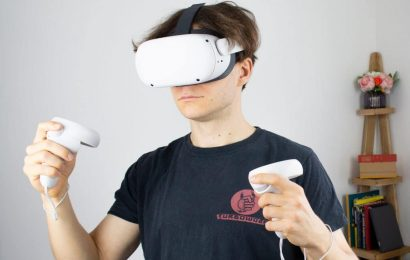 4 Million Oculus Quest 2 Facial Interfaces Shipped In USA