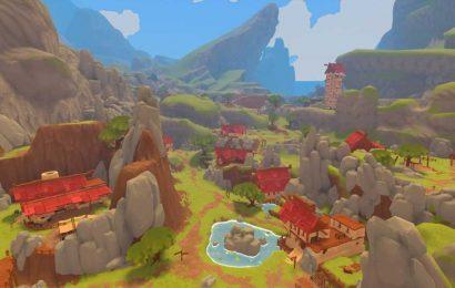 A Township Tale Oculus Quest vs. PC Graphics Comparison