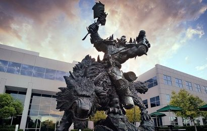 Activision Blizzard sued by California over widespread sexism, sexual harassment