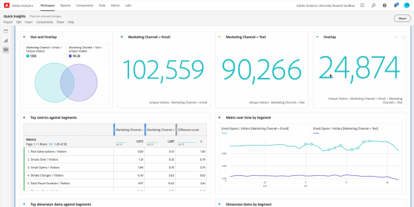 Adobe targets data literacy with curriculum and analytics platform access