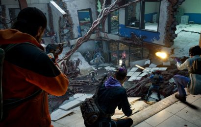 Back 4 Blood's Latest Trailer Shows Off 4K PC Gameplay With An Uncapped Framerate