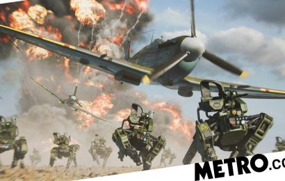 Battlefield 2042 Portal mode is a massively powerful game editor
