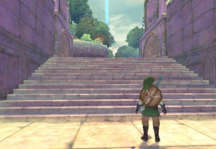 Faron Woods walkthrough – Zelda: Skyward Sword HD guide