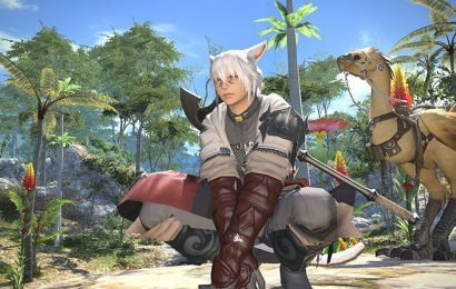 Final Fantasy 14 nails the most important part of starting a new MMO