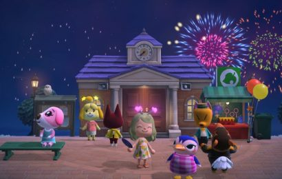 Free Animal Crossing: New Horizons Update Dropping Soon With Fireworks, Nintendo Teases Future Content