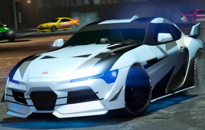 GTA Online's next update is all about going fast in cool cars