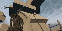 H3VR Alpha Update Adds Grappling Hook Climbing