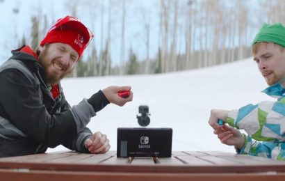 Have I Made The Most Of The Switch's Portability Based On Nintendo Commercials?