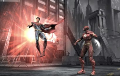 Injustice: Gods Among Us Movie Announced