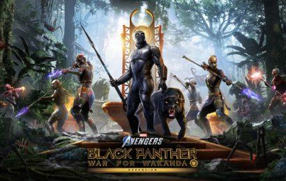 Marvel Avengers' War For Wakanda Begins In August