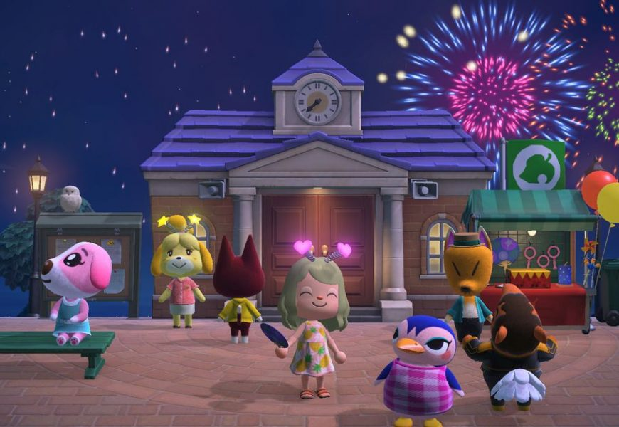 More Animal Crossing: New Horizons content is coming in 2021, Nintendo says