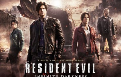 Netflix's Resident Evil TV Series 'Infinite Darkness' Is Now Available