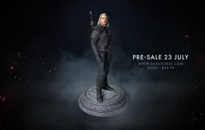 """Netflix's The Witcher Season 2 Release Date, New Collectibles Line, And """"Inside Look"""" Trailer Revealed"""