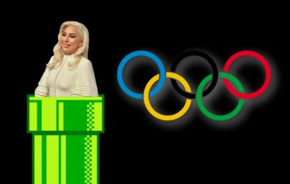 Nintendo Was Originally Supposed To Be A Part Of The Tokyo Olympics Opening Ceremony With Lady Gaga