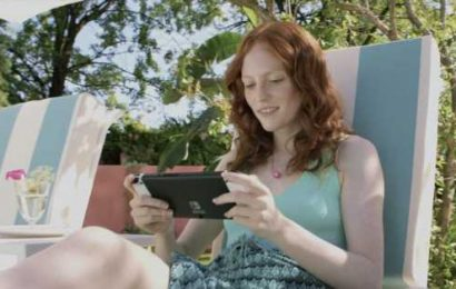 Nintendo, stop trying to get me to play my Switch outside