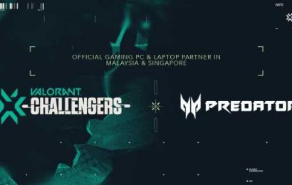 Predator partners with VALORANT Challengers Malaysia and Singapore – Esports Insider