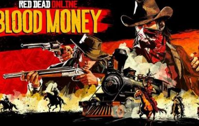 Red Dead Online's Blood Money update means it's crime time