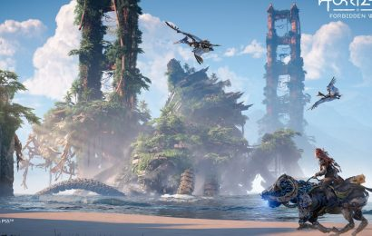 Report: Sony to delay Horizon Forbidden West to early 2022
