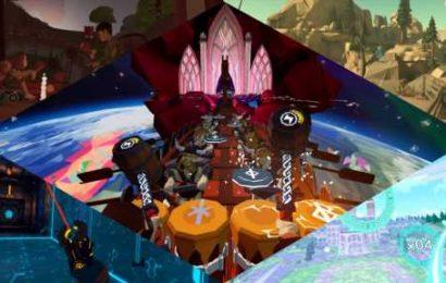 The VR Drop: Rocking a Mini Adventure