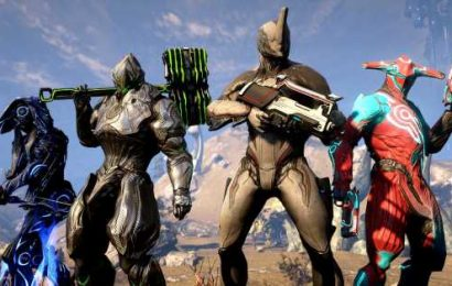 Warframe will get cross-play, cross-progression, and a mobile port